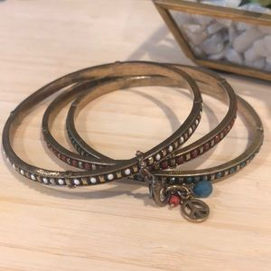 Lucky Brand Bangle Set
